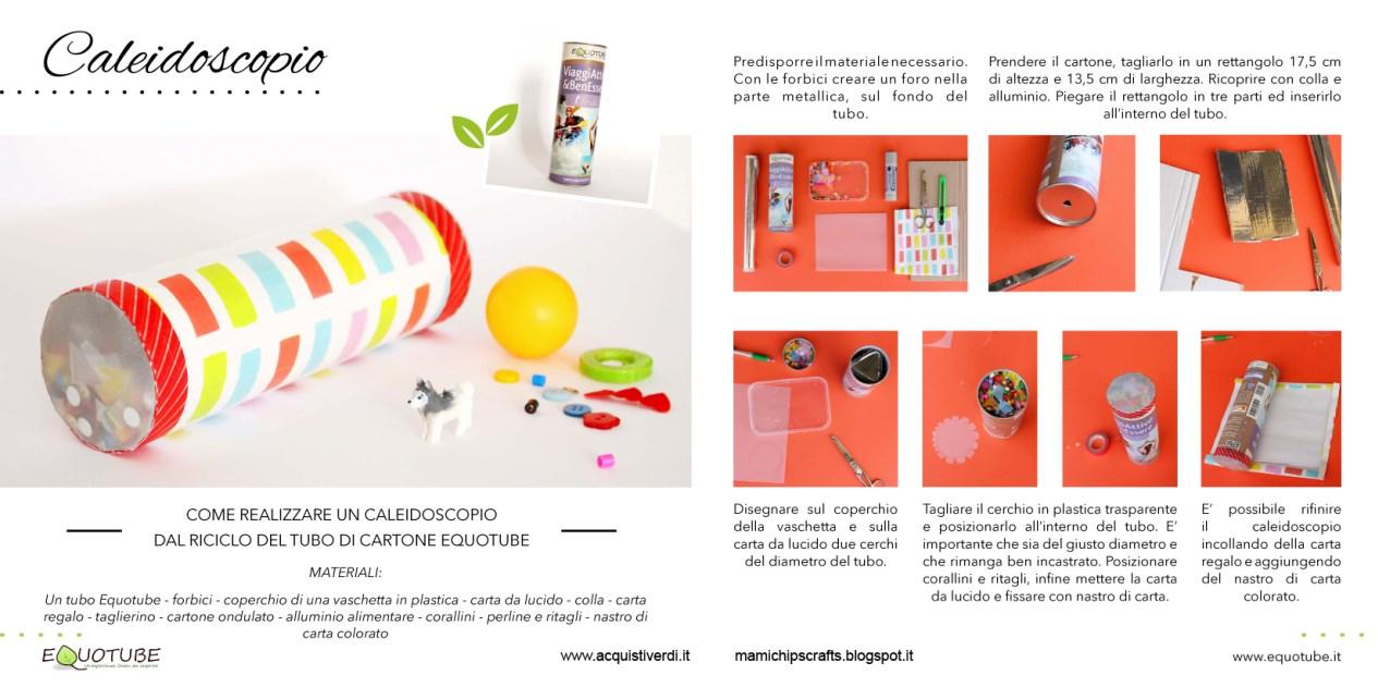 EquoTube_caleidoscopio_riciclo_creativo