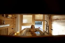 Bagno di latte e relax presso La Fiorida