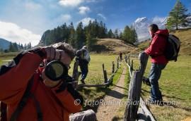Escursione fotografica e gustosa con Roberto Bianchetti