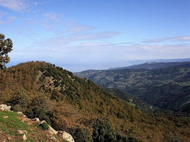 Il Parco dei Nebrodi tra mare e monti
