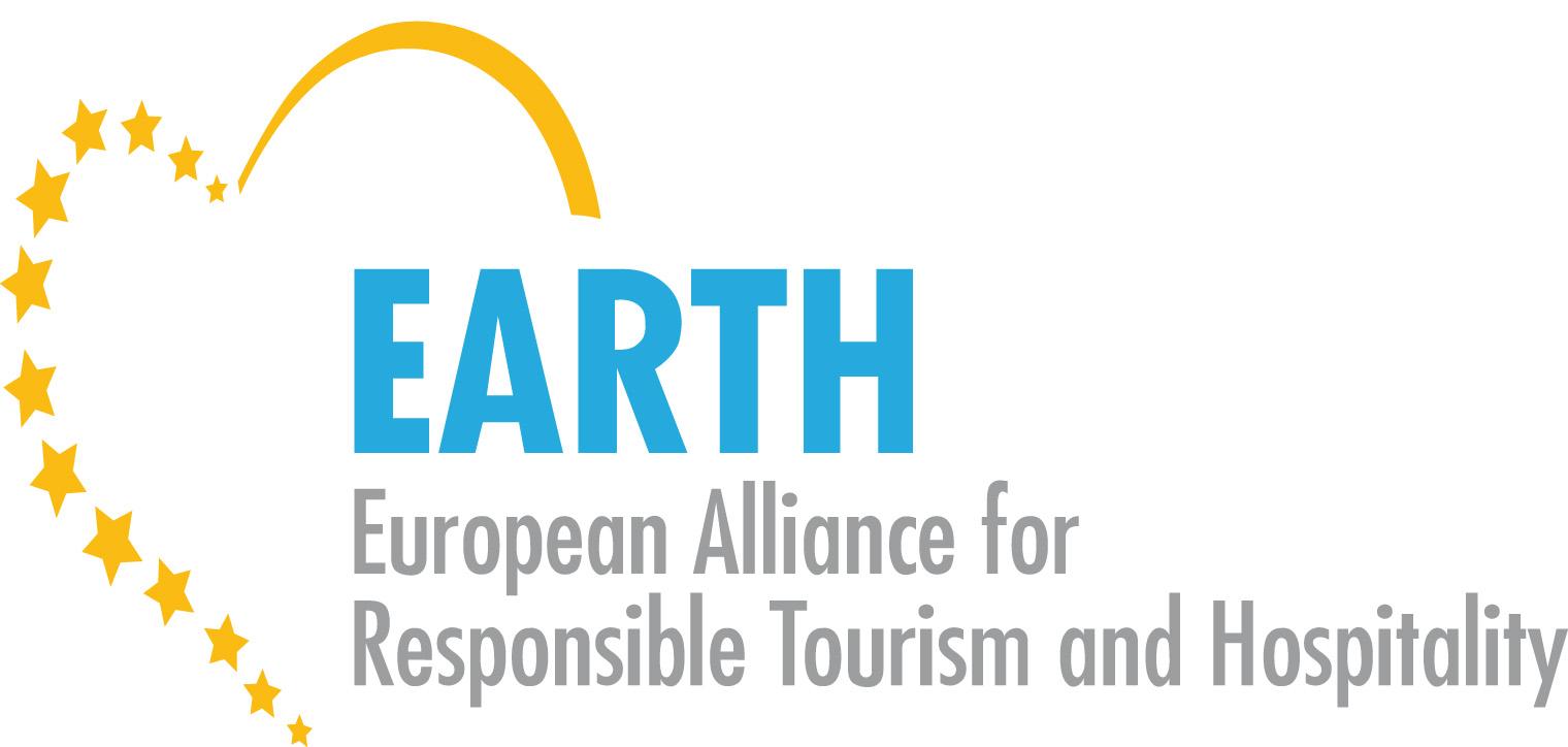 EARTH European Alliance of Responsible Tourism and Hospitality Vuole creare una Europa unita per il Turismo Responsabile. La rete porta alla vita i principi di sostenibilità, equità e solidarietà nel campo del turismo, promuovendo lo scambio tra i suoi membri.